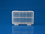 Rectangle - Free Case Multi movable Compartment