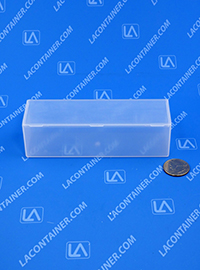 Flex-A-Top FT40 Small Hinged Lid Plastic Boxes