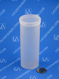 Lacons® 205050 Hinged-Lid Plastic Container