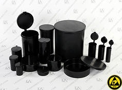 Conductive Anti Static Polypropylene Containers