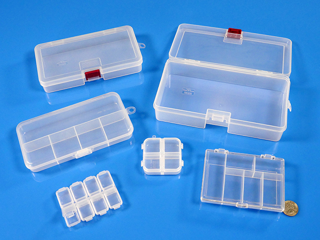Meiho Plastic Boxes