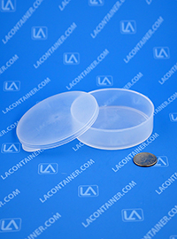 Statcons SC4012 Two Piece Plastic Containers (Non ESD Properties)