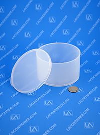 Statcons SC4014 Two Piece Plastic Containers (Non ESD Properties)