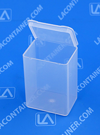 Flex-A-Top FT15 Small Hinged Lid Plastic Boxes