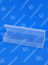 Flex-A-Top FT20 Small Hinged Lid Plastic Boxes