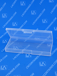 Flex-A-Top FT23 Small Hinged Lid Plastic Boxes