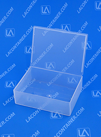 Flex-A-Top FT38 Small Hinged Lid Plastic Boxes