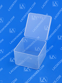 Flex-A-Top FT49 Small Hinged Lid Plastic Boxes