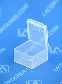 Flex-A-Top FT3 Small Hinged Lid Plastic Boxes