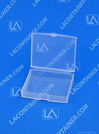 Flex-A-Top SB23195 Small Hinged Lid Plastic Boxes