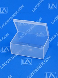 Flex-A-Top FT14 Small Hinged Lid Plastic Boxes
