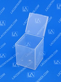 Flex-A-Top FT42 Small Hinged Lid Plastic Boxes