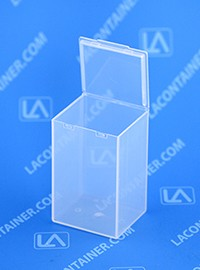Flex-A-Top FT19 Small Hinged Lid Plastic Boxes