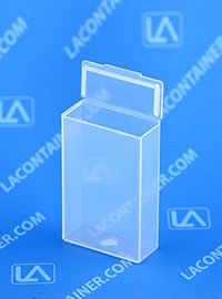 Flex-A-Top FT9 Small Hinged Lid Plastic Boxes